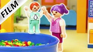 Playmobil Film deutsch | EMMA wird gemobbt | Zu Besuch in der Kita Sonnenschein | Kinderserie