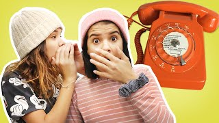 I will buy ANYTHING you WHISPER - TELEPHONE CHALLENGE