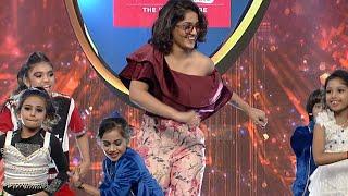 D5 Junior I Bhavana & Saniya performs with little stars I Mazhavil Manorama