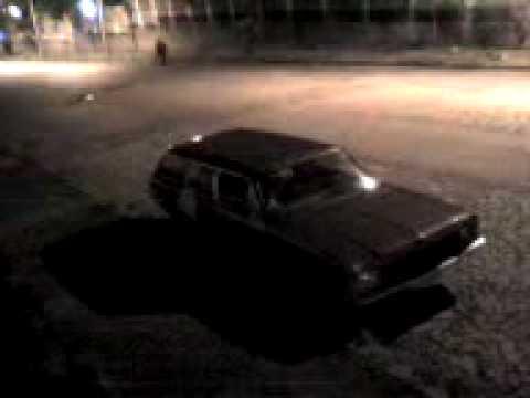 transa de rua que deu policia