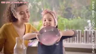 Carte d'Or Puding Yapan Çocuklar Reklamı