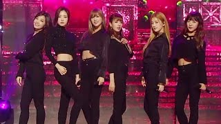 《ADORABLE》 Apink (에이핑크) - Only one (내가 설렐 수 있게) @인기가요 Inkigayo 20161016