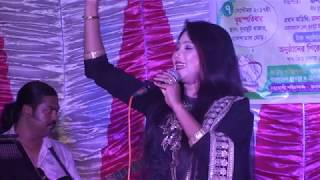 Dibanishi Vabi Jare Song|Singer-Munia Moon|Eid Programme-2017