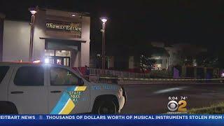 2 Men Hospitalized After Shooting At NJ Turnpike Rest Stop