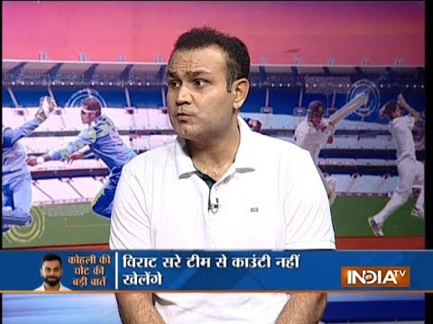 Xxx Mp4 Difficult For India To Win Series In England Without Virat Virender Sehwag To IndiaTV 3gp Sex