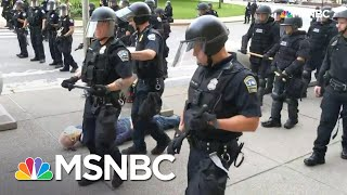'Deeply Broken': Chris Hayes On What Buffalo PD Video Shows About Culture Of Police | All In | MSNBC