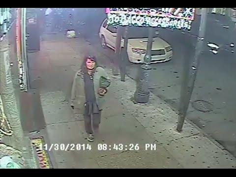 Xxx Mp4 Insane Woman Casually Stabs People On The Street Disturbing Video 3gp Sex