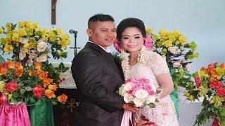 DAPOT & ROMIKE WEDDING (BATAK)