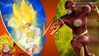 SONIC vs THE FLASH! REMATCH! Cartoon Fight Club Episode 114 REACTION!!!