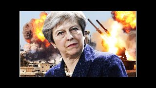 Syria war: Will the UK join in on World War 3 in Syria? Will Theresa May back Trump?