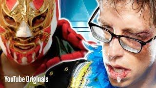 Big Time Rush Vs. DK4L • Pro Wrestling