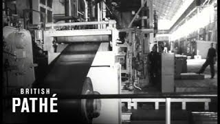 New Tin Plate Plant (1962)
