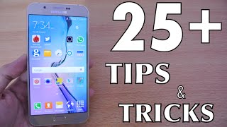 Samsung Galaxy A8 - 25+ Tips & Tricks HD
