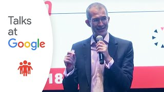 """Scott D Anthony: """"Leadership Lessons from the Trenches of Disruption""""   Talks at Google"""