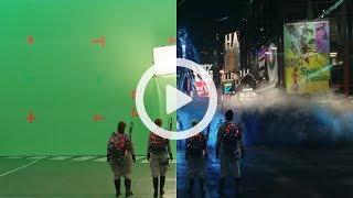 Ghostbusters: Shot Breakdown Compilation