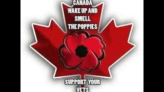 Pembroke Ontario Remembrance day parade  11-11-2015