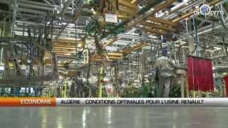 Algérie : La nouvelle usine Renault crée la polémique