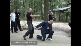 Jiu-Jitsu system Combat-1 Szkoła Walki Wręcz, Shihan Tomasz Raziuk 6 Dan