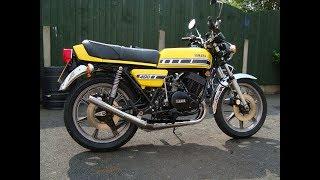 Yamaha RD Series !  2-stroke Classic