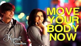 Move Your Body Now - Kismat Konnection | Shahid Kapoor & Vidya Balan | Shaan, Hard Kaur & Others