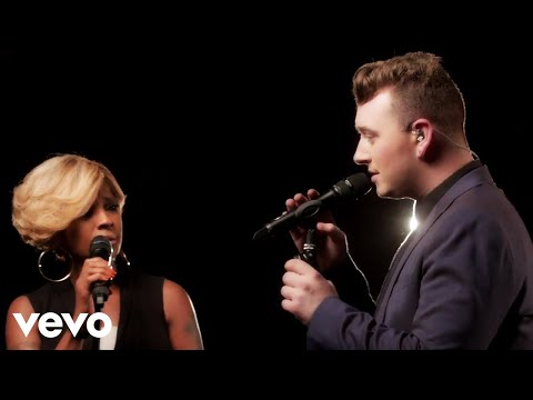 Sam Smith Stay With Me Live ft. Mary J. Blige