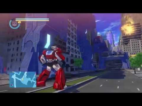 Transformers Devastation Xbox 360 Chapter 1 part 2