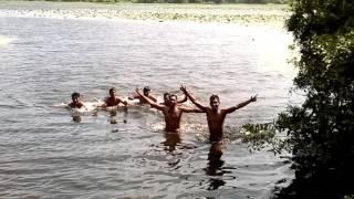 Nayanthara nude bathing