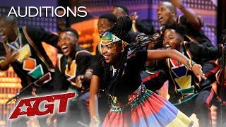 The Ndlovu Youth Choir From South Africa Will Leave You EMOTIONAL - America