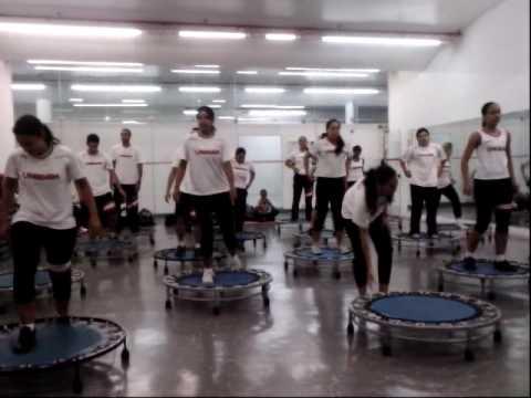 aula de jump UNIBAN