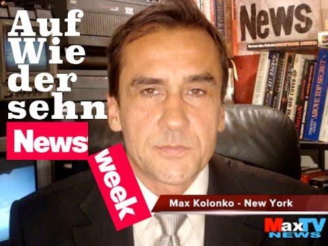 Auf Wiedersehen Newsweek Polska - Max Kolonko Mówi Jak Jest