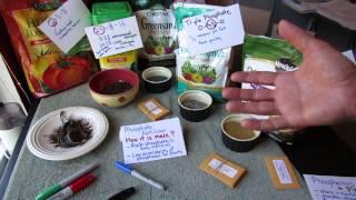 Vegetable Garden Fertilizers: Nitrogen (N), Phosphorous (P) & Potassium (K) - All the Details!