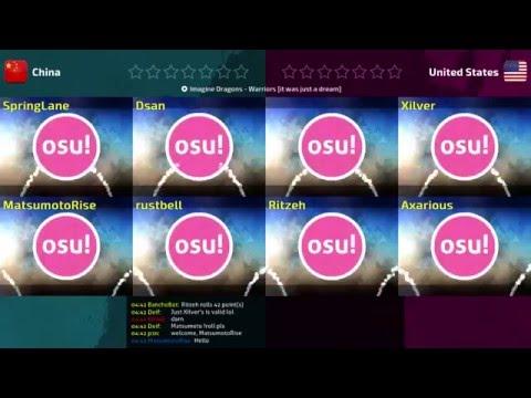 watch OSU! WC 2015  United States vs. China GRAND FINALS! Full Screen Full Final HD w/Bonus!
