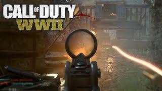 Samen met Zoemiej! (Call Of Duty WW2 PC Beta #8)