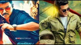 For the third time Suriya's 24 to clash with Vijay's Theri on Tamil New Year?