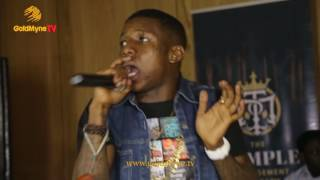 SMALL DOCTOR LIVE AT INDUSTRY NITE SPECIAL WITH 9ICE (Nigerian Music & Entertainment)