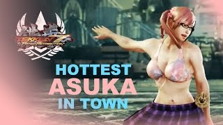 Hottest Asuka in Town - Shaheen Lili Asuka Dragunov - Tekken7