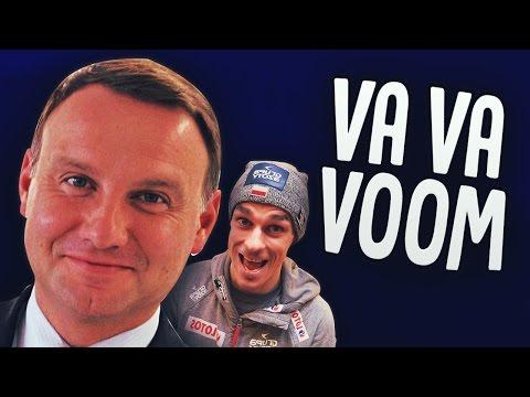 Andrzej Duda & Piotr Żyła - Va Va Voom /Remix