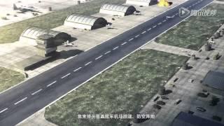 China Military Power 2015 Animation