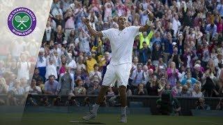 Nick Kyrgios vs Rafael Nadal: Wimbledon fourth round 2014 (Extended Highlights)