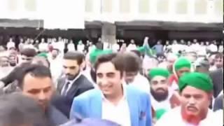bilawal bhutto visit markaz faizane madina karachi dawate islami