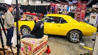 REPLAY: RoadKill Live! Day 1 - Crusher Camaro Engine Swap at PRI