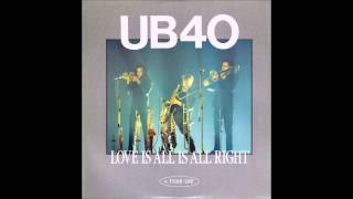 UB40 - Love is All Is All Right, (Extended Vynal Mix)