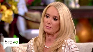 RHOBH: Kim Richards Has a Gift for Lisa Rinna (Season 7, Episode 20) | Bravo