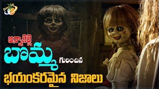 Terrifying True Facts About The Annabelle Doll | Planet Leaf
