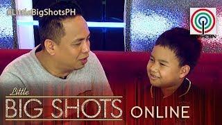 Little Big Shots Philippines Online: Brix   Young Light Painter