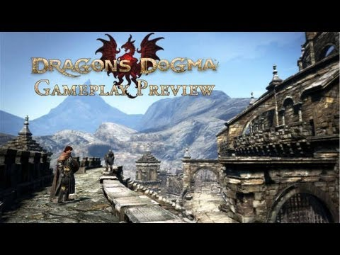 Dragon's Dogma Gameplay Preview - OXM Exclusive