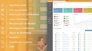 Jeenga | CRM e Automação de Marketing