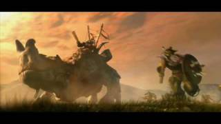 Warcraft III Intro