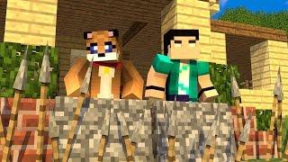 Minecraft - CASA PARA APOCALYPSE ZUMBI [68] Meu Amável Mundo!