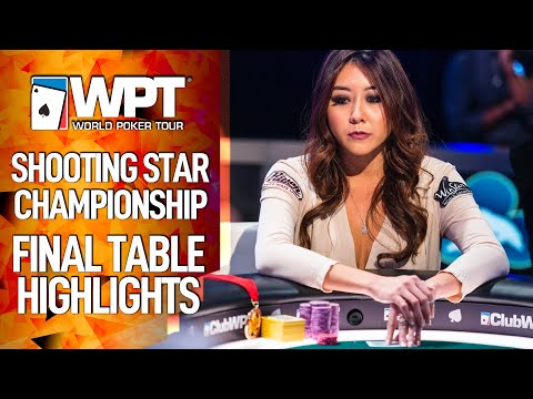 Shooting Star Final Table Highlights WPT Championship 1 3M to 1st